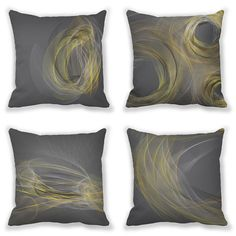 Array Pillows by OFFICIAL