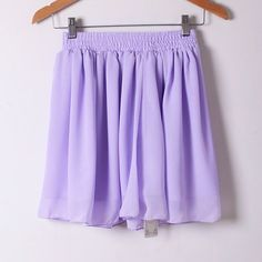 Summer Solid Empire Spring Casual Mini Skirt Women Female Skirts 20 Colors