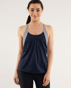 We love this @lululemon athletica 'Practice Freely Tank'. What's your Bar Method style?