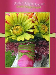 Yummy Yummy Double Delight Bouquet by whiteriver51 on Etsy, $299.00
