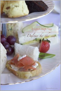 English High Tea at Dalvay-by-the-sea Resort on Prince Edward Island, Canada, wish I had done this when we were there for our honeymoon.