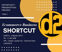 Seminar Opportunity Business Preview: Seminar Opportunity Business Preview , 4 Maret
