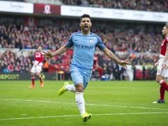 Pep Guardiola: 'Sergio Aguero now more involved in games' #Manchester_City #Football #296045