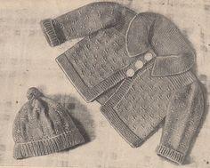 Ravelry: Babyset pattern by Frauenhilfe