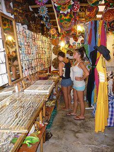 Riviera Maya shopping
