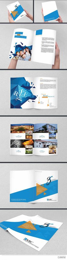 KRC Profile - Designed by Digituz