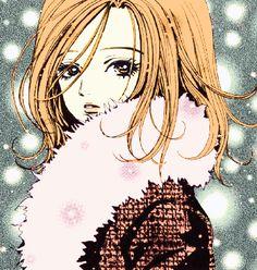 Hachi for maggrot C: Anime Art Girl, Manga Art, Manga Anime, Yazawa Ai, Nana Manga, Nana Osaki, Komatsu Nana, 90s Cartoons, Animation