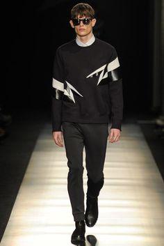 Neil Barrett Fall 2014 Menswear - Collection - Gallery - Look 10 - Style.com