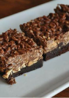 Better-Than-Crack Brownies – They will change your life and they may change your waistline too. They are that good.