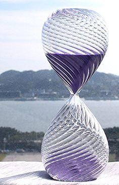 Twill Spiral Hourglass Timer 30/60 Minutes Sand Clock Dec... https://www.amazon.com/dp/B00SHKAUQ4/ref=cm_sw_r_pi_dp_x_C7cbyb7E3TP4E