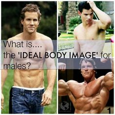 Body image and males- What IS the ideal amongst men and why is there a stigma? #bodyimage #males #NEDA -thebigmansworld.com