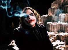 Joker 2008, The Man Who Laughs, Joker Heath, The Dark Knight Trilogy, Joker Art, Heath Ledger, Joker Quotes, Art Memes, Marvel Dc Comics