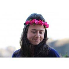 Headband fleuri Kate- 14 euros