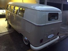 Vw - Volkswagen Kombi 1962