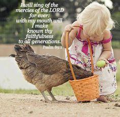 Psalm 89:1