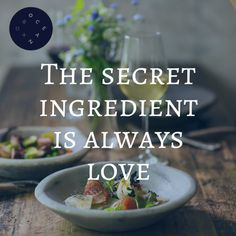 The secret ingredient is always love. #freshfish #love #oceanbox