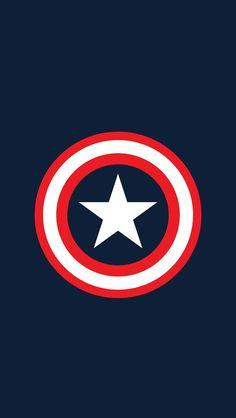 Marvel Universe Captain America Shield - The iPhone Wallpapers Hero Marvel, Marvel Art, Captain Marvel, Marvel Comics, Marvel Logo, Marvel Avengers, Avengers Movies, Marvel Superhero Logos, Films Marvel