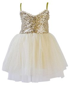 d3c8d5f3880 Couture Gold Sequin Glitter Dress