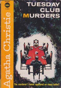 Agatha Christie, Tuesday Club Murders