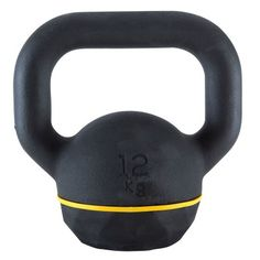 £19.99 38 - Fitness Fitness - Kettlebell - 12 kg DOMYOS - Fitness Accessories