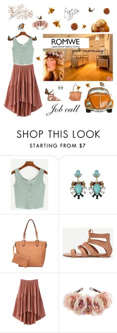 """Walk in a relaxed"" by tanya-davor ❤ liked on Polyvore featuring Rock 'N Rose"