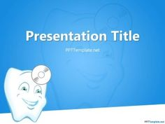 Free Dentist PPT Template