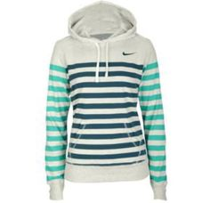 Nike blue sweatshirt