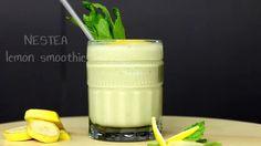 ΝESTEA Lemon Smoothie - Recipe by Simos Tagaras for Nestle GR