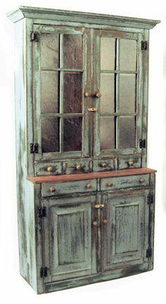 Bubba's Minis kitchen furniture