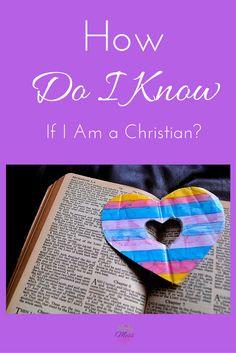 How do I know if I am a Christian?|Christian Living|Christianity|Faith|Bible|Basics of Faith