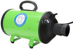 Amazon.com : Flying One High Velocity 4.0 Hp Motor Dog Pet Grooming Force Dryer w/ Heater : Pet Supplies
