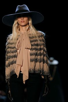 Saint Laurent Spring 2013 Ready-to-Wear Collection Slideshow on Style.com