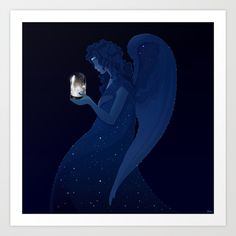 Angel Memorabilia Art Print by texnotropio Disney Characters, Fictional Characters, Angel, Art Prints, Disney Princess, Stuff To Buy, Art Impressions, Angels, Fantasy Characters