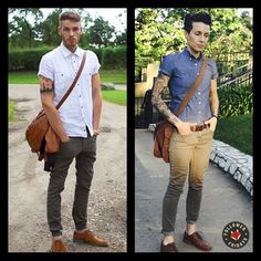 Flannel Foxes feature a follower or friend's photo every Friday on our… Androgynous Fashion, Tomboy Fashion, Pretty Boys, Different Styles, Flannel, Menswear, Style Inspiration, Window Shopping, Foxes