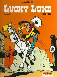 LUCKY LUKE. L'intégrale Lucky Luke. Volume 2. 1949-1952