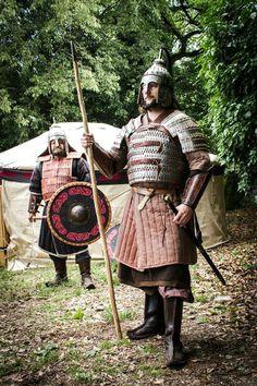 An Avar warrior