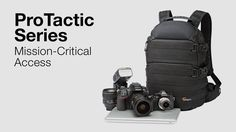 The Protactic has everything I need for my main backpack. What sets it apart is the Molle-compliant webbing on top, which allow me to attach light, soft pouches for clothes etc. that doesn't need protection (e.g. Mil-Tec, Gondor, ask from your local Airsoft, paintball or army gear stores). It complies with airline standards, so I can always bring it up and not have to risk my gear.  It's the bag that expands to every need, from a day bag to a 3-day hiking bag.