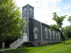 Inverness, QUebec Saint-Andrew United Church | Flickr - Photo Sharing!