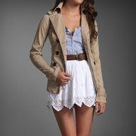 Abercrombie Short dress