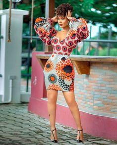 Ankara gowns and all ankara styles. Ankara tops with jeans. The latest African fashion. Ankara skirt and blouse styles. African Inspired Fashion, Latest African Fashion Dresses, African Dresses For Women, African Print Dresses, African Print Fashion, Africa Fashion, African Attire, African Wear, African Women