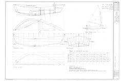 David Webb nesting dinghy design