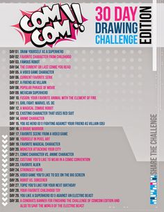 The DCCA's Creative Arts Club: SUMMER CHALLENGE!  PRIZES!!!!!!