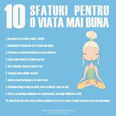 10 sfaturi pentru o viata mai buna