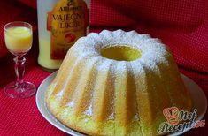 Boundt cake with eggnog (in slovak) Bábovka s vaječným likérom Czech Recipes, Ethnic Recipes, Czech Desserts, Y Recipe, Bunt Cakes, Home Brewing Beer, Classic Cake, Wonderful Recipe, Sweet Cakes