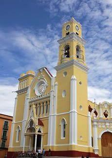 Catedral de Xalapa.
