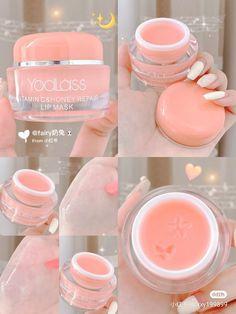 Makeup Box, Cute Makeup, Skin Makeup, Peach Makeup, Orange Makeup, Glossier Moisturizer, Beauty Skin, Beauty Makeup, Korean Eye Makeup