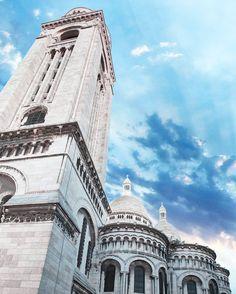 #sacrecœur #sacrecoeur #montmartre
