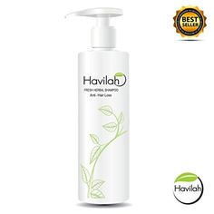 HAVILAH HERBAL SHAMPOO ANTI HAIR LOSS 300ML. FRESH HERBAL ORIGINAL REHAIR REGROWTH STIMULATE HAIR FALL CONTROL LONG HAIR [GET FREE BEAUTY GIFT FOR YOU] Hair Fall Control, Anti Hair Loss Shampoo, Blonde Hair Care, Hair Care Tips, Fall Hair, Herbalism, Personal Care, Fresh, Long Hair Styles