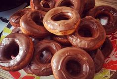 Tender donuts without yeast / Culinary Universe Just Cooking, Healthy Cooking, Healthy Food, Beignets, Good Food, Yummy Food, Sweet Pastries, Desert Recipes, Tasty Dishes