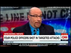 CNN - Four Police Officers Shot in Targeted Attacks - YouTube